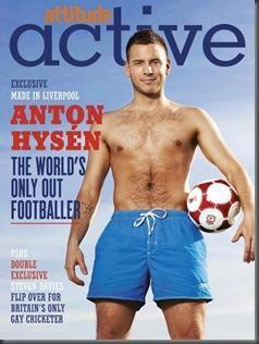 Anton Hysen en Attitude active