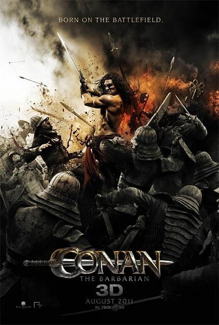 Conan el Bárbaro: otro póster brutal...