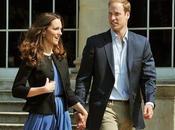 duques Cambridge, están luna miel