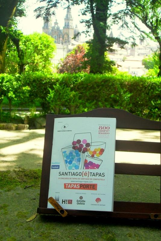 Iv concurso de tapas de santiago de compostela paperblog for Oficina de turismo de santiago de compostela