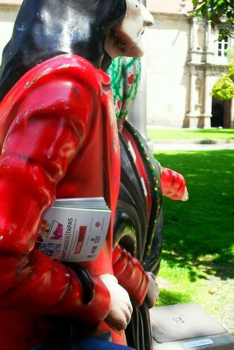 IV concurso de tapas de Santiago de Compostela