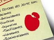 Cerezas Picotas Jerte: gran aliado para dietas bajo contenido calórico efectos depurativo, diurético saciante