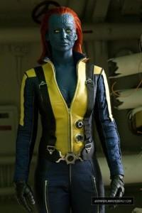 Entrevista a Jennifer Lawrence, Mística en X-Men: Primera Generación