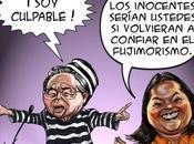 Delinciente aprista Alan Garcia Padre Putativo Fujimorismo. contracampaña historia contada: hija ladrón