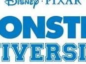 Revelado argumento logotipo 'Monsters University'