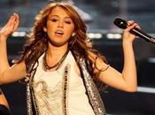 Miley Cyrus triunfa Brasil