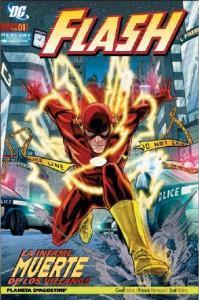 Flash-La Infame muerte de los villanos
