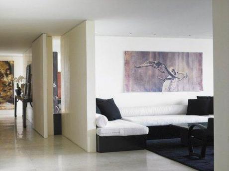 Celebrity homes — Donna Karan