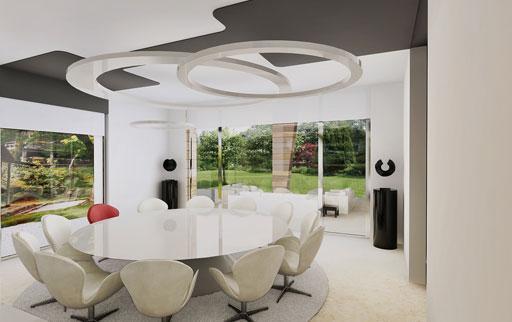 Proyecto de interiorismo a cero para una vivienda for Dormitorio 8m2