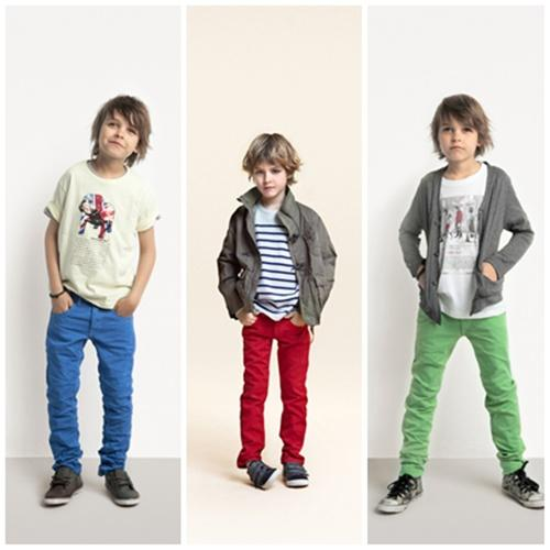 Zara: niños modernos - Paperblog