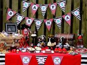 Mesa dulces pirata