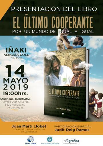 Presentación nuevo libro Hospitalet Llobregat: Mayo