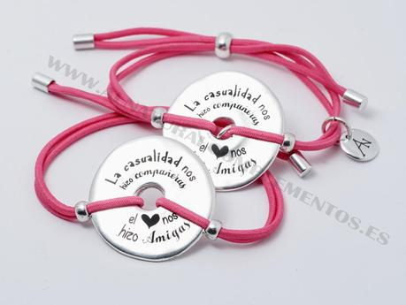Las pulseras de la amistad están de moda