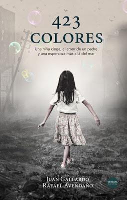 423 Colores, de Juan Gallardo y Rafael Avedaño