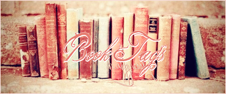 ~♥ BookTag - Liebster Awards