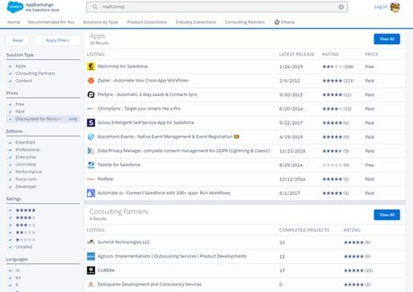 Principales ventajas de usar Salesforce