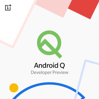 La beta de Android Q de OnePlus presentada en Google I/O