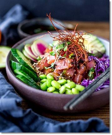 Comida sana: Comida Hawaiana