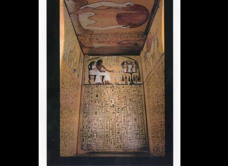 Sobre falsa traducción de un pasaje del «Libro de los Muertos» de los antiguos egipcios que cierto seguidor del escritor francés de ficción-histórica, Albert Slosman, anda divulgando por varios grupos y páginas de facebook.