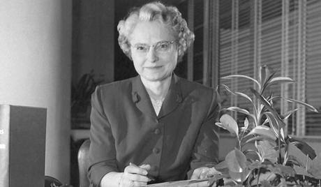 Libros para la esperanza, Clara Breed (1906-1994)
