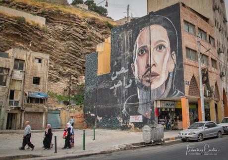 El Graffiti de Amán