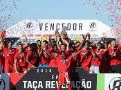 Aves vence doblete Revelação: Liga Taça