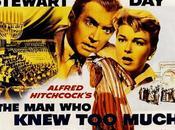 HOMBRE SABÍA DEMASIADO (Alfred Hitchcock 1956). Recordando Doris