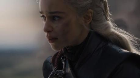 Sobre lo de Daenerys en el 8x05