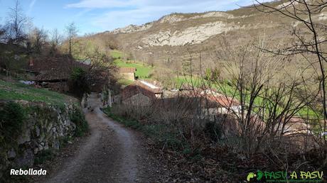 Pueblo de Rebollada, Somiedo