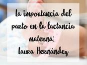 influencia parto lactancia