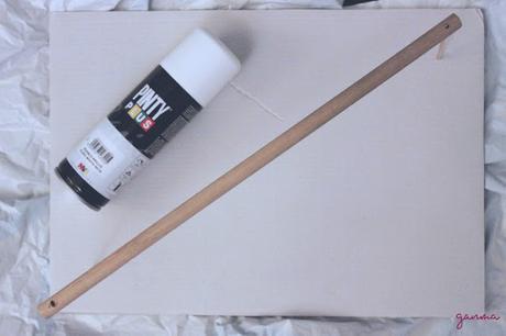DIY: Móvil con arcilla