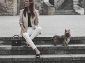 Looks jeans blancos: ¿cómo combinar jeans?