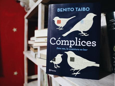 Reseña: Cómplices - Benito Taibo