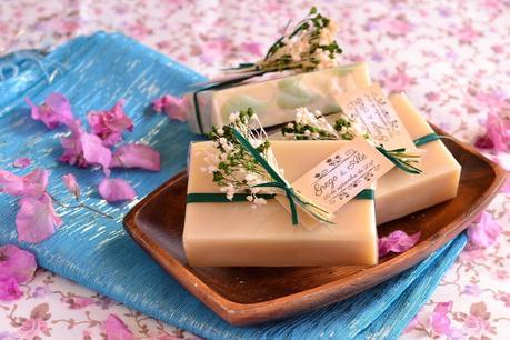 regalos invitados jabones naturales personalizados