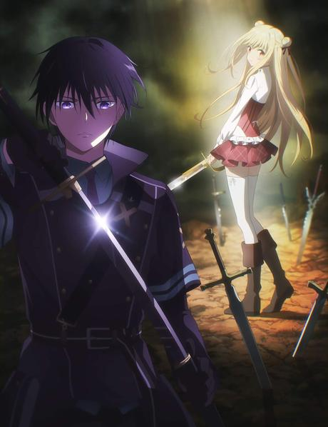 El anime ''Assassins Pride'', da a conocer Poster Promocional