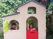 tenemos lista casita para niños Feber ¡¡la grande!!