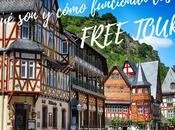 free tour (tour gratis) cómo funciona