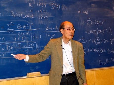 Goro Shimura, un gigante de la Teoría de números