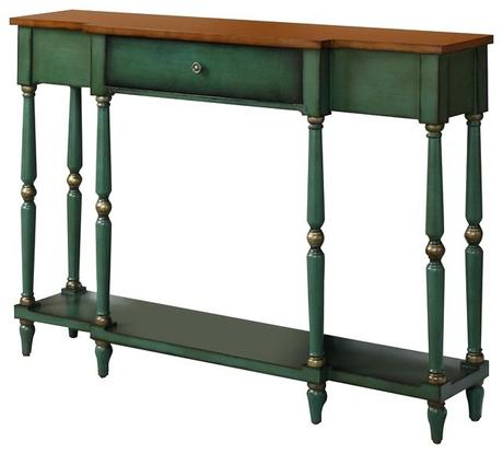 wyoming 2 tone antique console table traditional console tables antique console tables antique console table ebay uk
