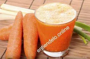 ¿Cómo se Hace el Jugo de Zanahoria Saludable y Delicioso?