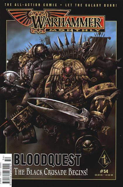 Warhammer Monthly on-line para todos