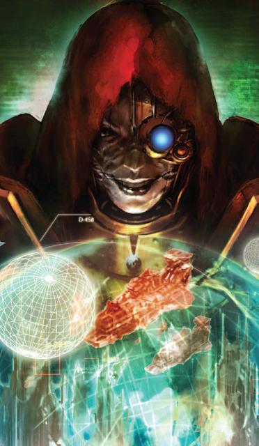 Inquisidores Radicales: Unas ayudas para Dark Heresy (W40K)
