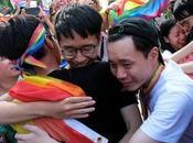 Taiwan aprobó matrimonio igualitario