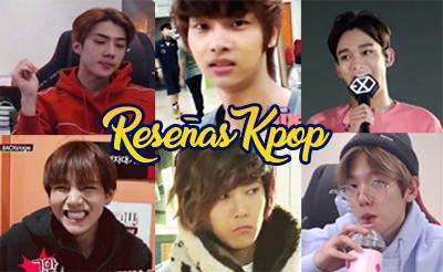 Reseñas Kpop: Aqui empezamos