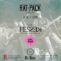 Concierto de The Rat Pack en Sala el Sol