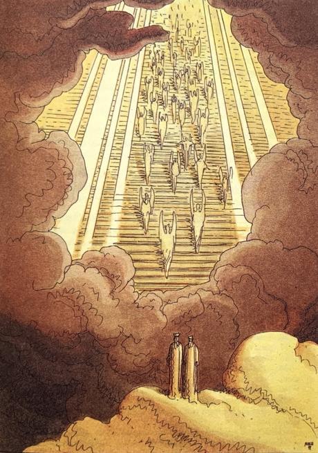 Lectura ilustrada Comedia. Paraíso, XIX-XXIII