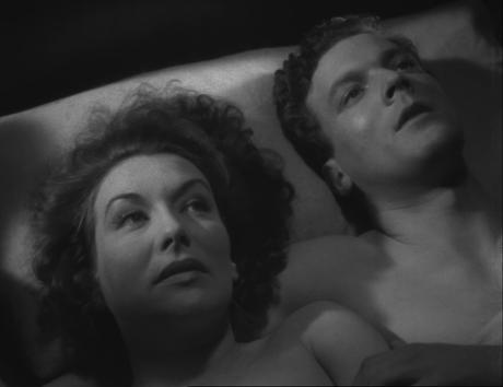 Døden er et kjærtegn - 1949