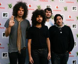 Wolfmother - California Queen (Live at Pink Pop Festival) (2011)