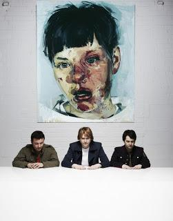 Manic Street Preachers - Jackie Collins Existential Question Time (2009)
