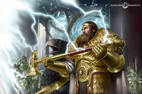 Warhammer Community: Resumen de un día flojo